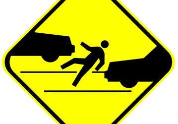 Pedestrian Automobile Accident